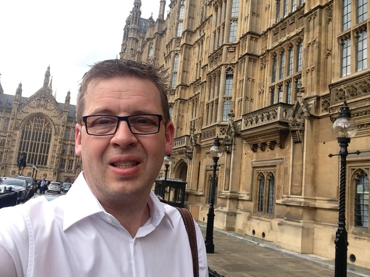 Tantrwm-Chainey-Visit-To-Parliament